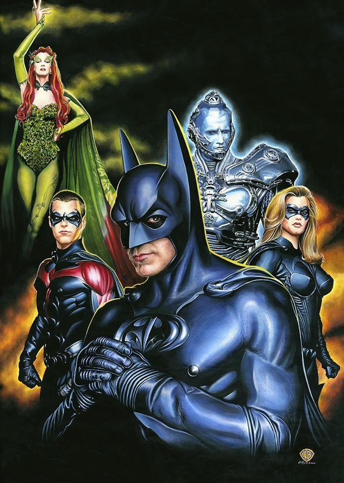 batman online gallery fanart from batman amp robin 1997