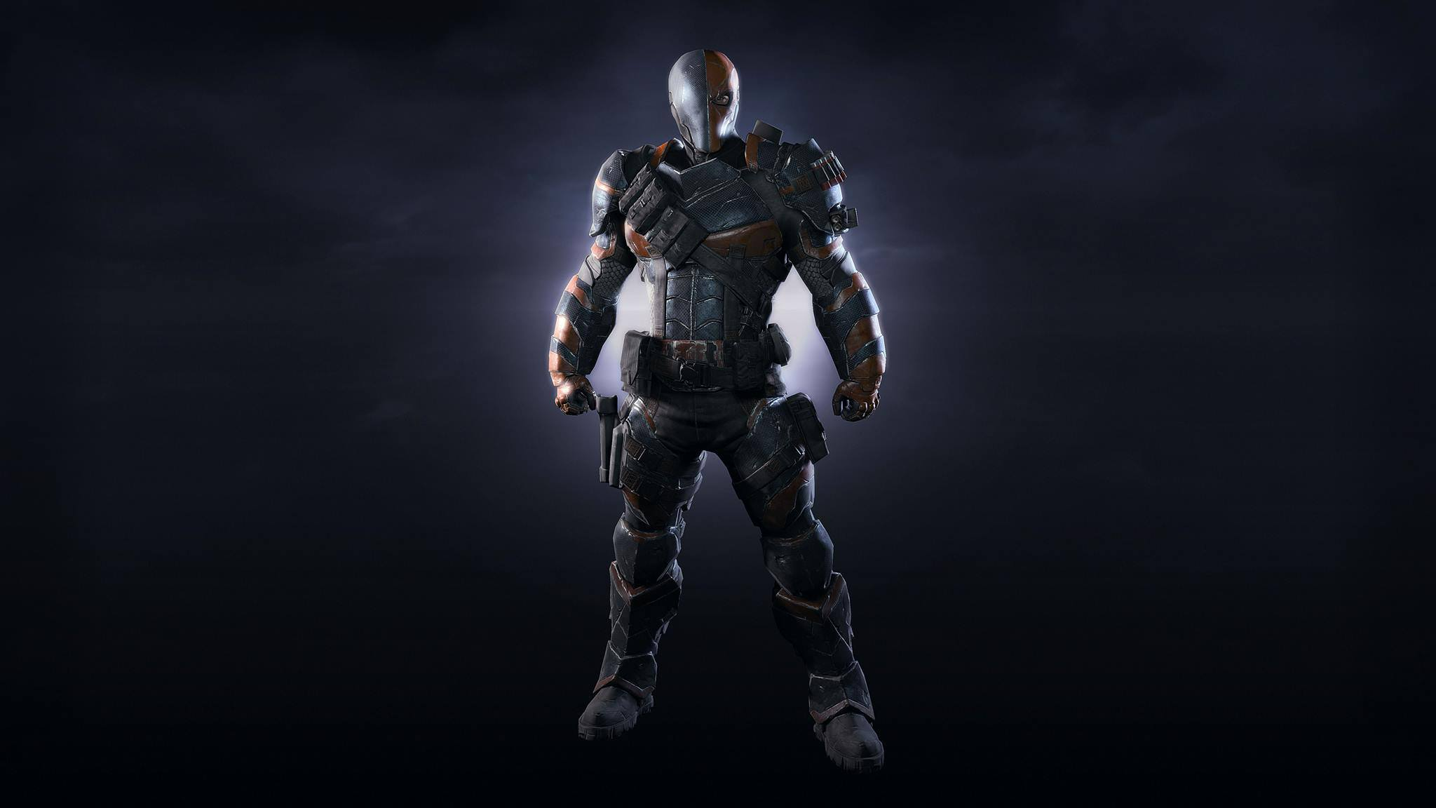 batman online gallery deathstroke wallpaper from